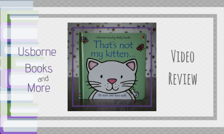 """That's Not My Kitten"" Book Review"