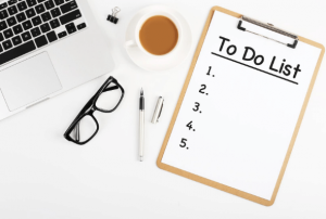 Simple Printable To Do List Template - Organization Tips
