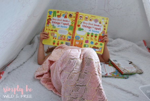How to Create a Simple Quiet Time for Kids - Homeschool Quiet Time Ideas & Tips