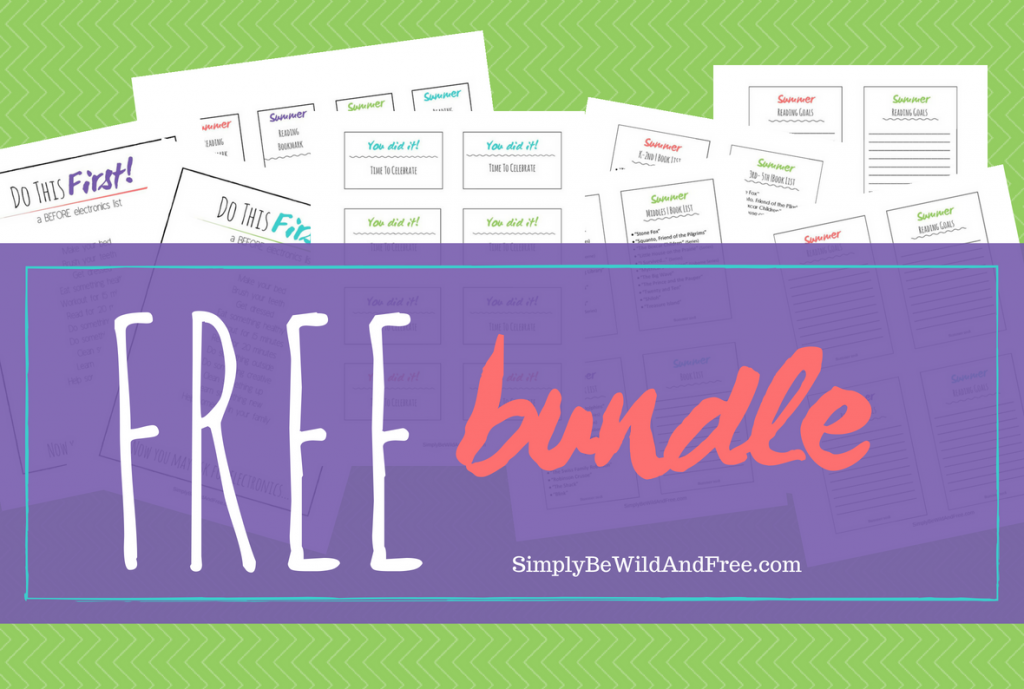 Free Reading Bundle
