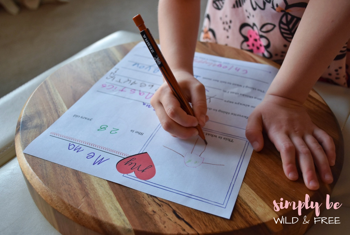 Mother's Day Printables for Free