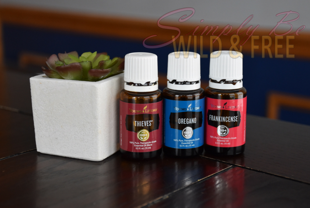 Immune System Boosting Essential Oils from Young Living