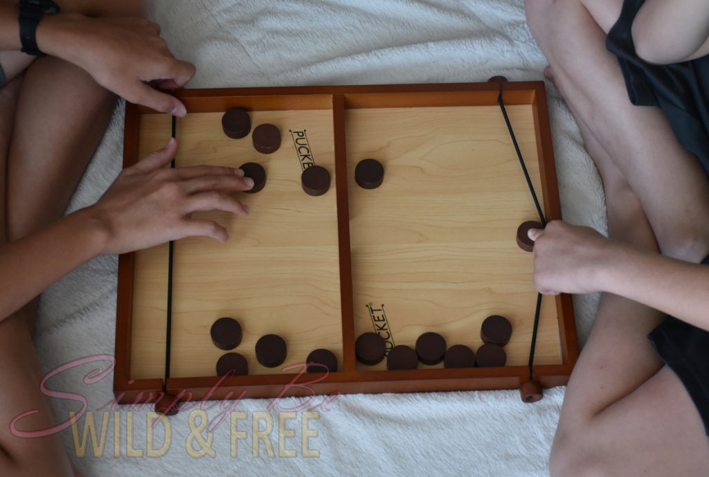 Pucket-A Great Game for Older Kids