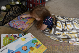 Quiet Time with Activity Books