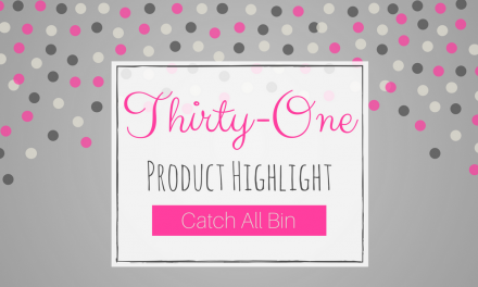 Thirty-One | Catch-All Bin
