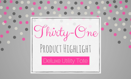 Thirty-One | Deluxe Utility Tote