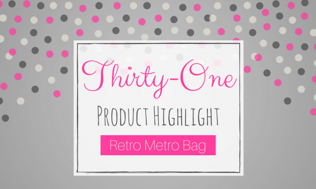 Thirty-One | Retro Metro Bag