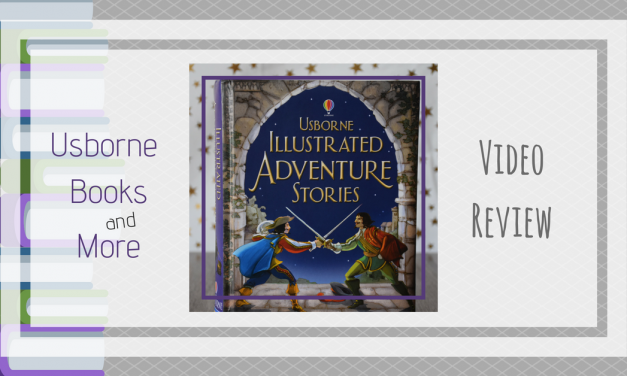 """Illustrated Adventure Stories"""