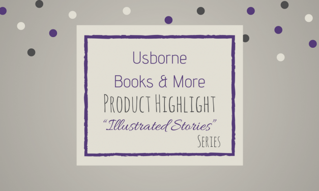 "Usborne Books & More | ""Illustrated Stories"" Series"