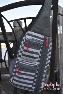 Backpack for Homeschoolers