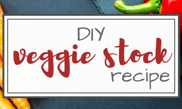 DIY | Veggie stock
