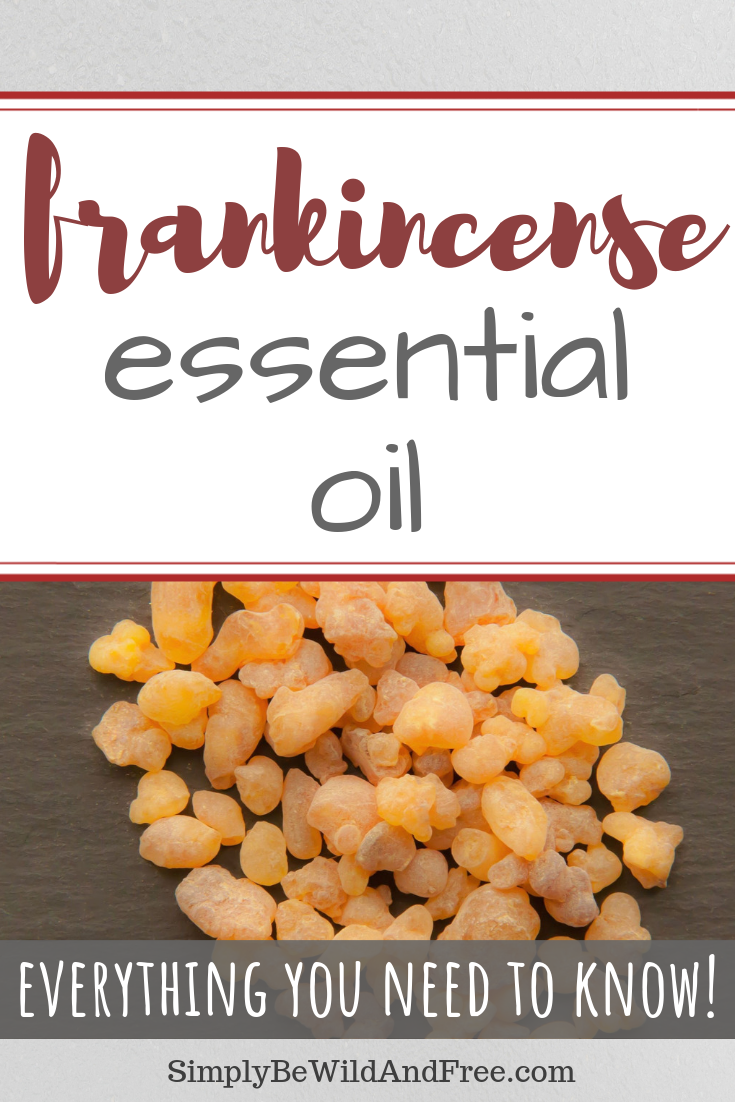 Young Living Essential Oils | Frankincense Oil