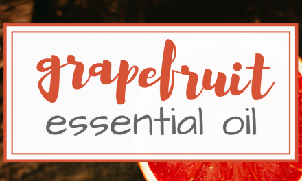 Young Living | Grapefruit Essential Oil