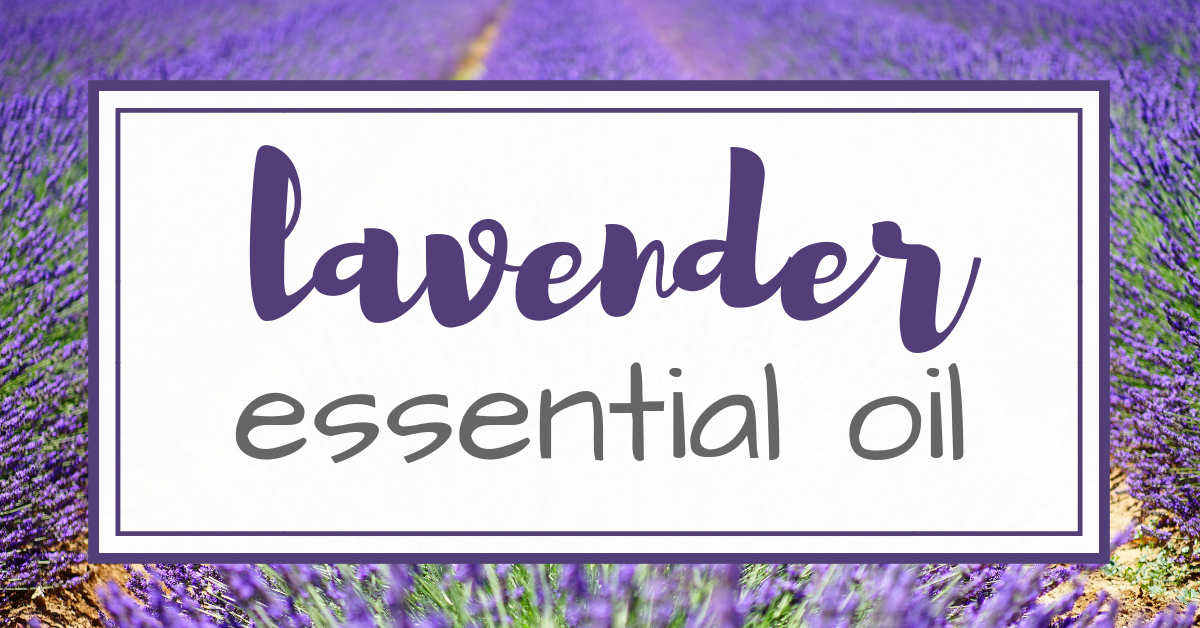Young Living | Lavender Essential Oil