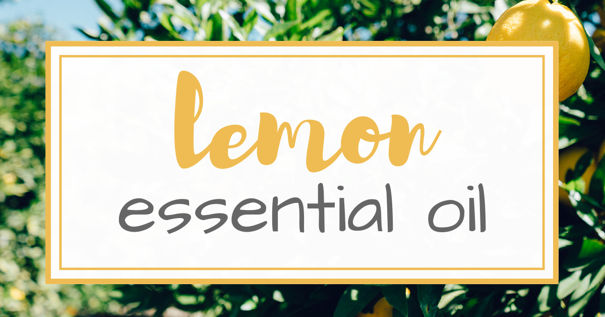 Young Living | Lemon Essential Oil