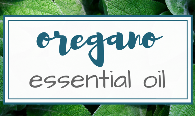 Young Living Essential Oils | Oregano Oil