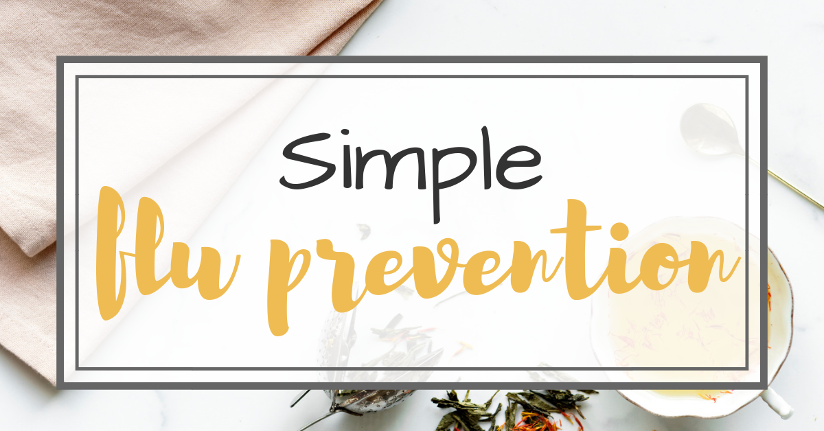 Top 10 Must Haves for Flu Prevention