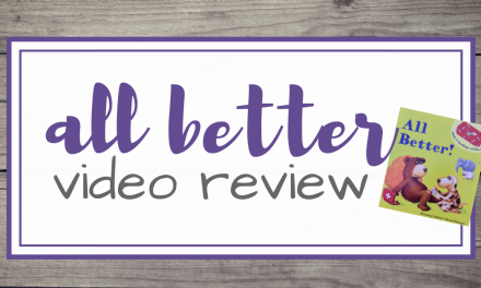"Usborne Books & More | ""All Better"""