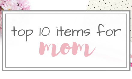 10 Must Have Products From Target | Mom Edition