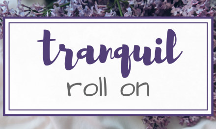 Young Living Essential Oils | Tranquil Roll On