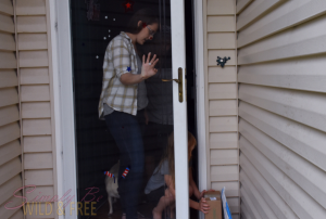 Package Deliveries can be one of many daily interruptions to your homeschool routine