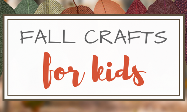 25+ Fall Crafts for Kids