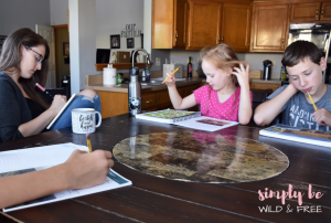 How to Spend Quality Time with Kids While Homeschooling