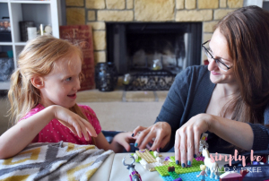 How to be in the MOMENT with your kids