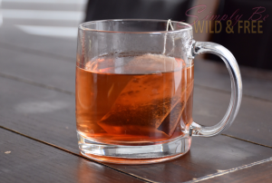 Thieves Tea is a simple flu remedy and great way to fight a cold