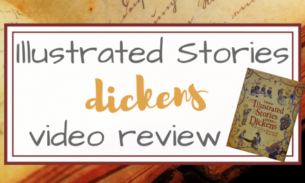 Illustrated Stories From Dickens Book Review