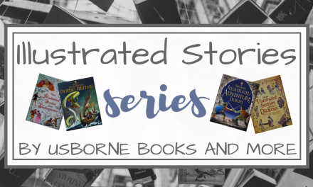 Illustrated Stories Series by Usborne Books and More