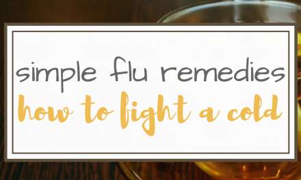Simple Flu Remedies – How to Fight a Cold