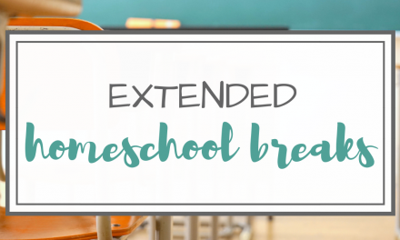 Homeschooling Pros and Cons – Extended Holiday Breaks