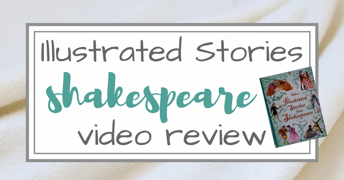 Shakespeare for Kids Illustrated Stories Review
