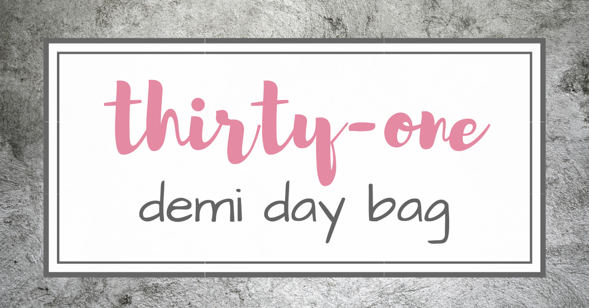 Thirty-One   Demi Day Bag