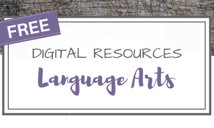 Online English Lessons – Language Arts Resources