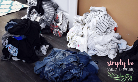 How to Catch up on Laundry