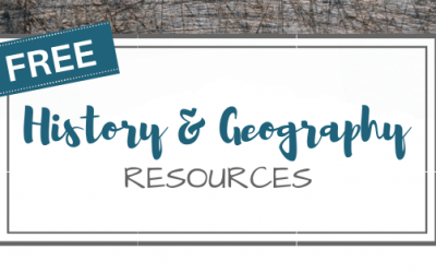 History Lessons & Geography Studies