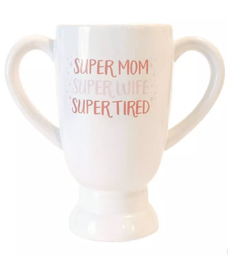 Fun Mother's Day Gift Ideas - Super Mom Mug