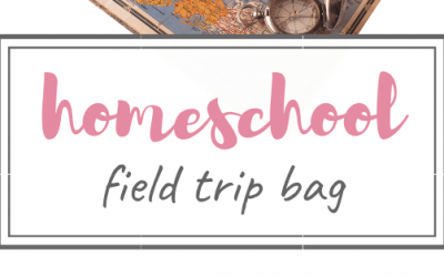 What to Pack in Your Homeschool Field Trips Backpack