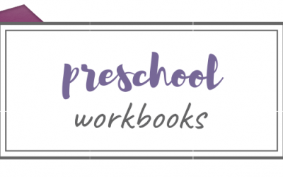 Homeschool Preschool Workbooks