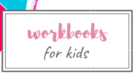 Homeschool Resources – Workbooks for Kids