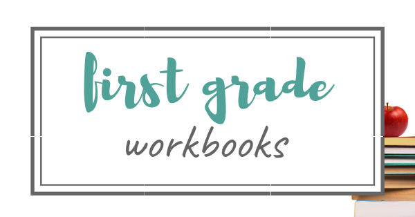 Homeschooling First Grade Workbooks