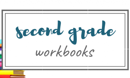 Homeschool Second Grade Workbooks