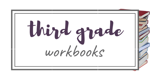 Homeschool Third Grade Workbooks