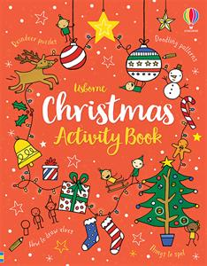 Christmas Activity Books from Usborne