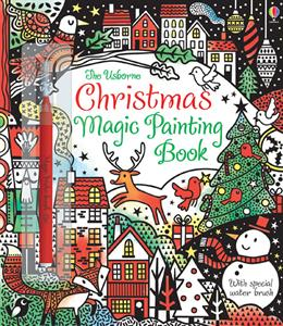 Christmas Painting Magic Book