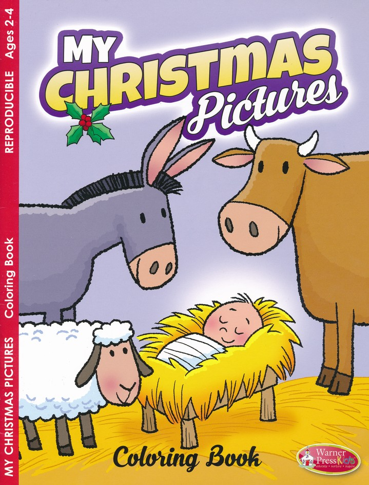 Christmas Pictures Book