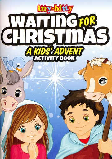 Kids Activity Books for Christmas Time