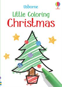 Little Christmas Coloring Pages